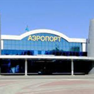 Аэропорты Байкала