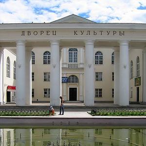 Дворцы и дома культуры Байкала