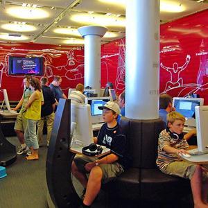 Интернет-кафе Байкала
