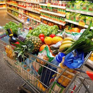 Магазины продуктов Байкала
