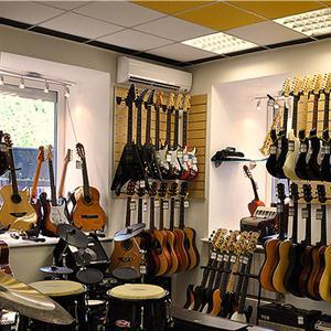 Музыкальные магазины Байкала