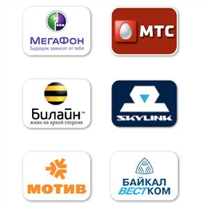 Операторы сотовой связи Байкала