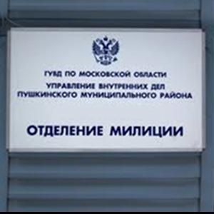 Отделения полиции Байкала