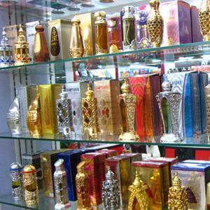 Парфюмерные магазины Байкала