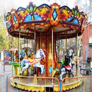 Парки культуры и отдыха Байкала