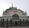 Железнодорожные вокзалы в Байкале