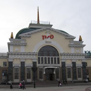 Железнодорожные вокзалы Байкала